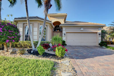 Boynton Beach FL Single Family Home Contingent: $399,900