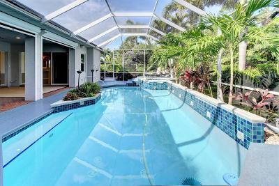 Port Saint Lucie Single Family Home For Sale: 2473 SE Delano Road