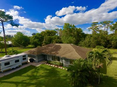 West Palm Beach Single Family Home For Sale: 13745 63rd Lane