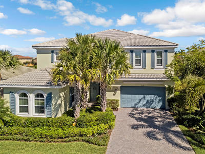 Royal Palm Beach Single Family Home For Sale: 2356 Bellarosa Circle