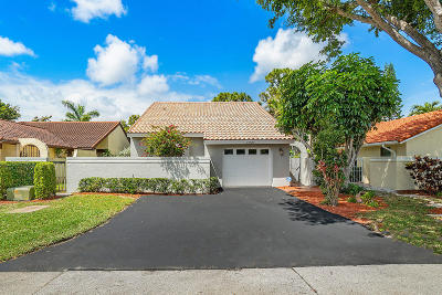 Delray Beach Single Family Home For Sale: 2250 NW 14th Street