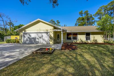 Royal Palm Beach Single Family Home For Sale: 5969 Avocado Boulevard