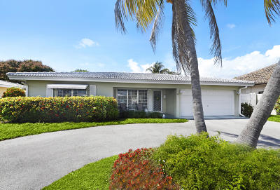 Pompano Beach Single Family Home For Sale: 421 SE 5th Terrace