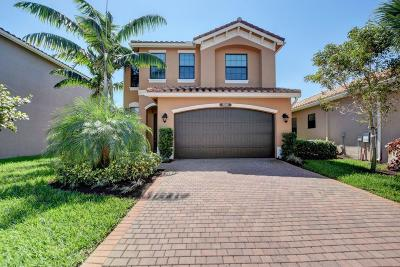 Delray Beach Single Family Home For Sale: 8080 Rainforest Jasper Lane