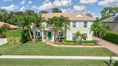 Boynton Beach Single Family Home For Sale: 4731 Glenn Pine Lane