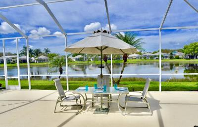 Saint Lucie West Single Family Home For Sale: 346 NW Bentley Circle