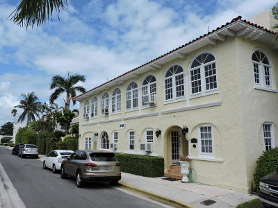 Palm Beach Rental For Rent: 253 Oleander Avenue #2