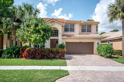 Boynton Beach Single Family Home For Sale: 12342 Colony Preserve Drive