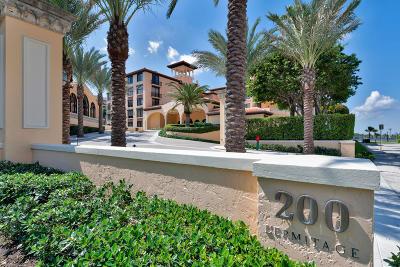 Palm Beach Condo For Sale: 200 Bradley Place #106