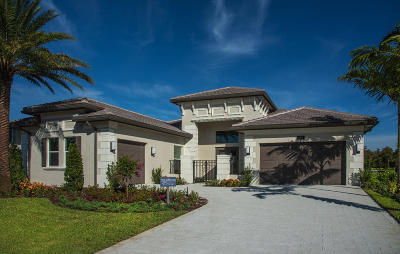 Boca Raton FL Single Family Home For Sale: $1,046,900