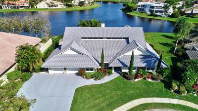 Boca Raton Single Family Home For Sale: 4850 Regency Court