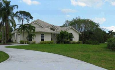 Port Saint Lucie Single Family Home For Auction: 12174 River Bend Trace