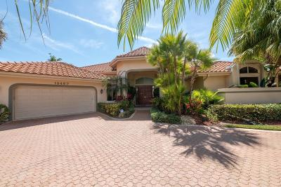Boca Raton Single Family Home For Sale: 10467 Stonebridge Boulevard