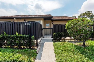Greenacres Single Family Home For Sale