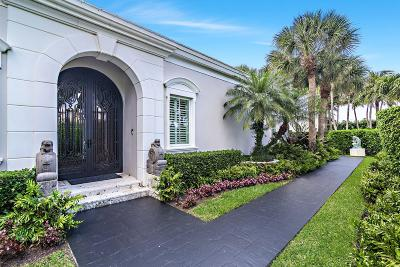 Palm Beach Single Family Home For Sale: 710 County Road