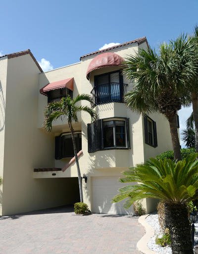 Juno Beach Rental Contingent: 170 Celestial Way #3-5