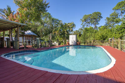 Fort Pierce Single Family Home For Sale: 5703 Spruce Drive