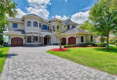 Boynton Beach Single Family Home For Sale: 8970 Stone Drive