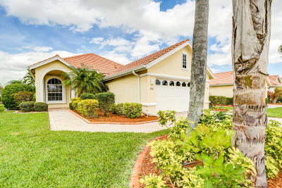 Port Saint Lucie FL Single Family Home For Sale: $219,888