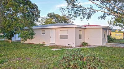 Delray Beach Single Family Home For Sale: 721 NW 4th Street