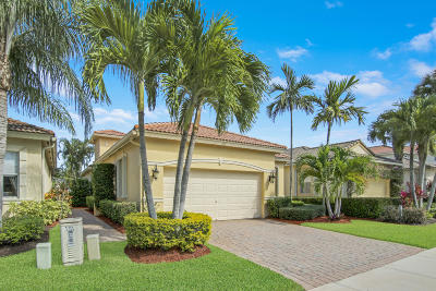Palm Beach Gardens Single Family Home For Sale: 112 Isle Verde Way