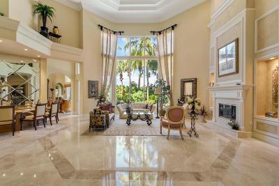 Boca Raton Single Family Home For Sale: 7681 Fenwick Place