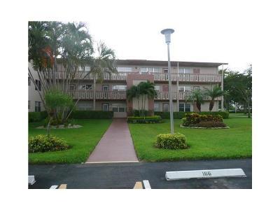 Boca Raton Condo For Sale: 164 Mansfield D #D