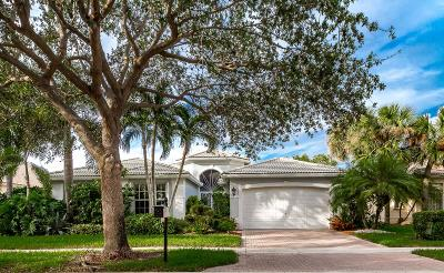Boynton Beach Single Family Home For Sale: 6859 Fiji Circle
