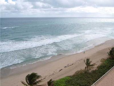 Highland Beach Rental For Rent: 3221 S Ocean Boulevard #209