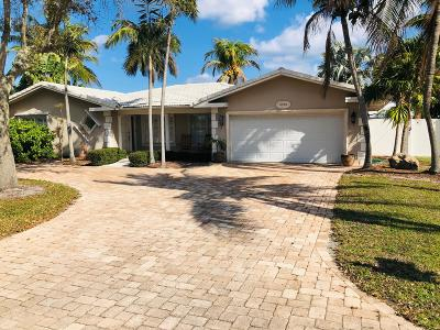 Deerfield Beach Single Family Home For Sale: 1000 SE 13th Avenue