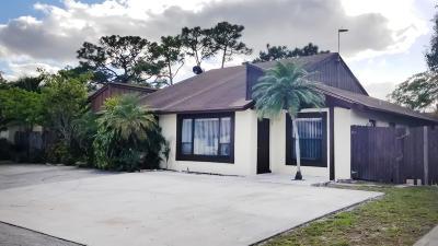 Greenacres Single Family Home Contingent