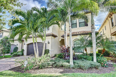 Delray Beach Single Family Home For Sale: 16533 Gateway Bridge Drive