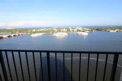 West Palm Beach Rental Leased: 1200 S Flagler Drive #Ph1