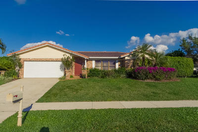 Boca Raton Single Family Home For Sale: 3150 NW 23rd Court