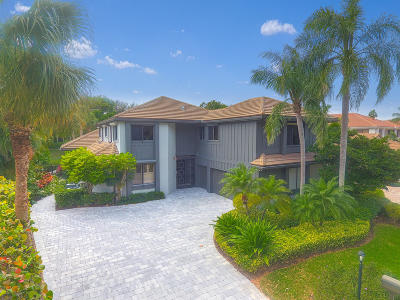 Palm Beach Gardens Single Family Home For Sale: 3282 Degas Drive E