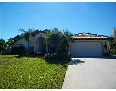 Port Saint Lucie FL Single Family Home For Sale: $309,888
