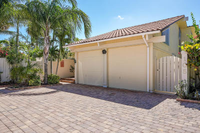 Jupiter Single Family Home For Sale: 105 Amberjack Lane