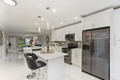 Delray Beach Single Family Home For Sale: 13323 Pineapple Palm Court #A