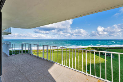 Palm Beach Condo Contingent: 3400 S Ocean Boulevard #3fii