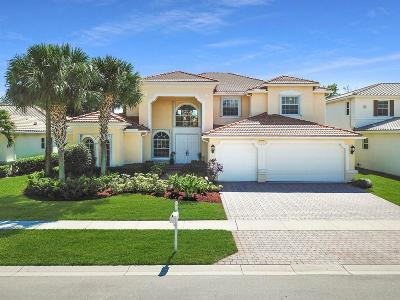 Lake Worth Single Family Home For Sale: 9570 Campi Drive