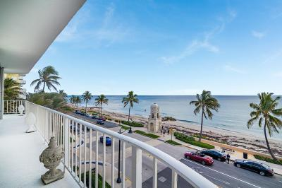 Palm Beach Condo For Sale: 100 Worth Avenue #509