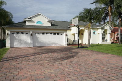 Port Saint Lucie Single Family Home For Sale: 123 NE Royce Avenue