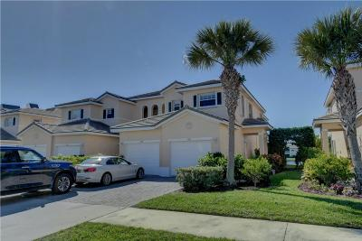 Fort Pierce Townhouse For Sale: 506 S Compass Drive