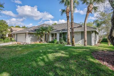 Jupiter Single Family Home For Sale: 18632 Still Lake Drive