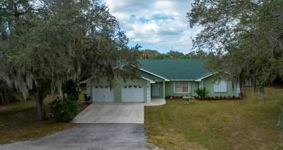 Fort Pierce Single Family Home For Sale: 2007 45th Street