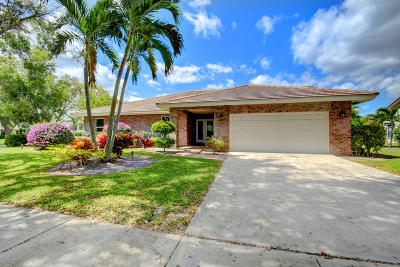 Boca Raton Single Family Home For Sale: 3601 NW 23rd Court