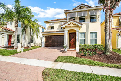 Royal Palm Beach Single Family Home For Sale: 464 Belle Grove Lane