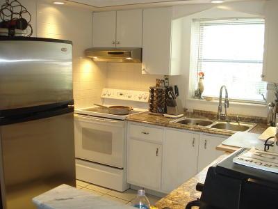 West Palm Beach Single Family Home For Sale: 2995 Crosley Drive W #A