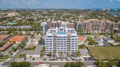 Condo For Sale: 327 E Royal Palm Road #403