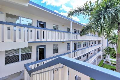 Boca Raton Condo For Sale: 4078 Yarmouth D #4078